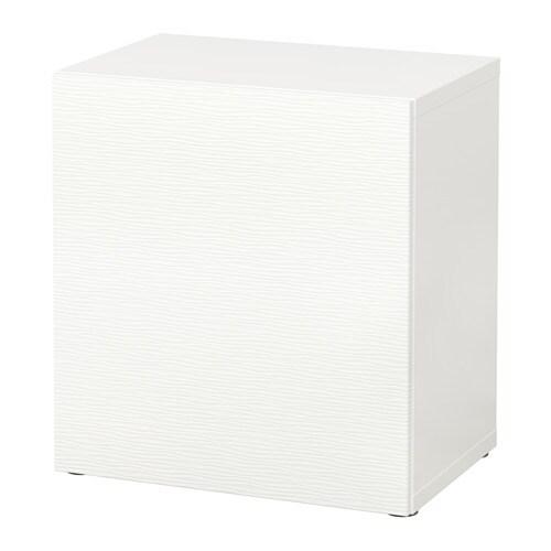 Elegant BESTÅ Shelf Unit With Door IKEA