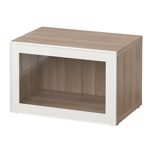 BestÅ Shelf Unit With Door White Selsviken High Gloss 23 5 8x15 3 4x15 Ikea