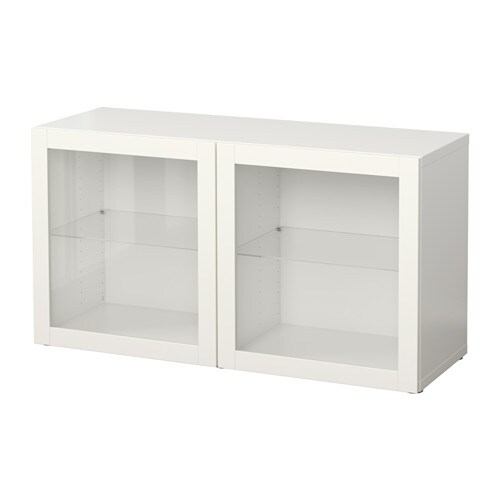 Best shelf unit with glass doors sindvik white 47 14x15 34x25 best shelf unit with glass doors planetlyrics Images