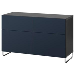 Color: Black-brown/notviken/sularp blue.