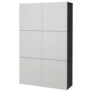 Color: Black-brown/lappviken light gray.