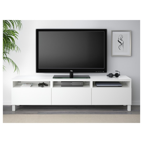 IKEA BESTÅ Tv unit with drawers