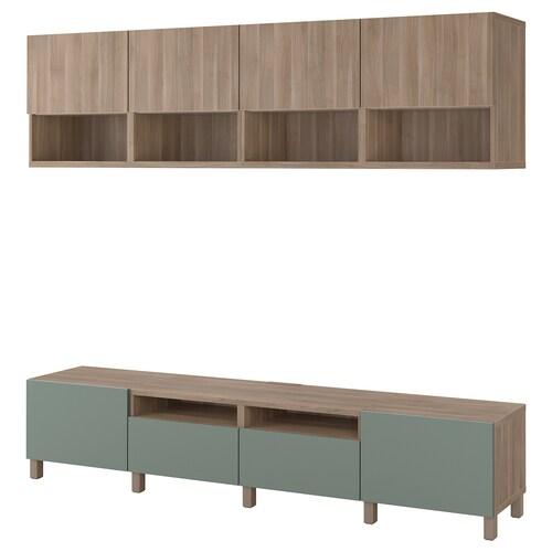 IKEA BESTÅ Tv storage combination