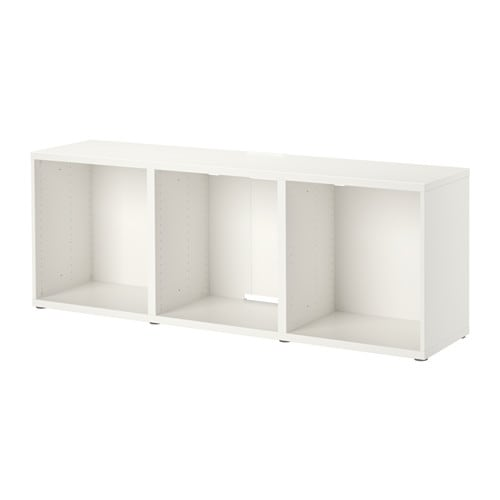 Best tv unit white ikea - Ikea estanteria besta ...