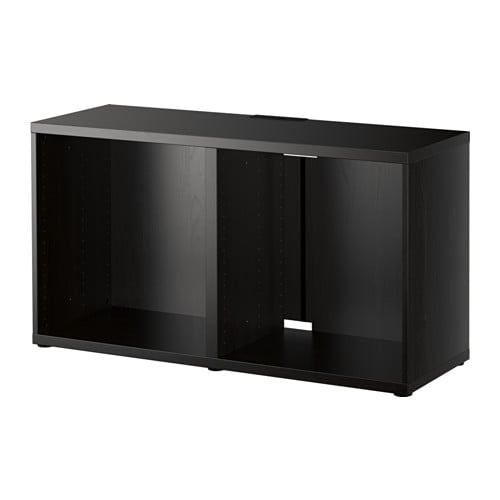 best tv unit black brown ikea