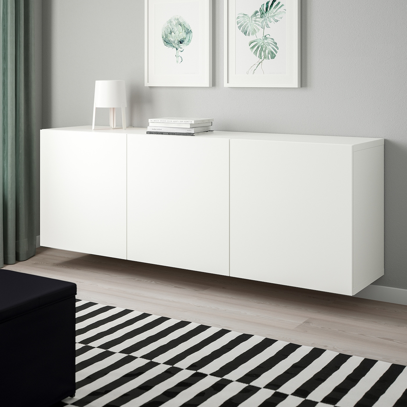 BestÅ Wall Mounted Cabinet Combination