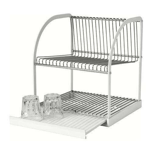 Ikea Dish Drainer Rack New  eBay ~ Geschirrtrockner