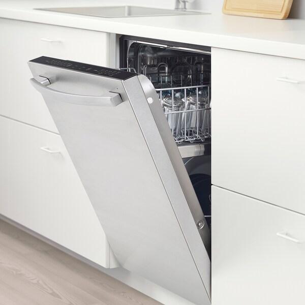 "BETRODD built-in dishwasher Stainless steel 23 7/8 "" 24 1/2 "" 33 1/2 "" 74 lb"