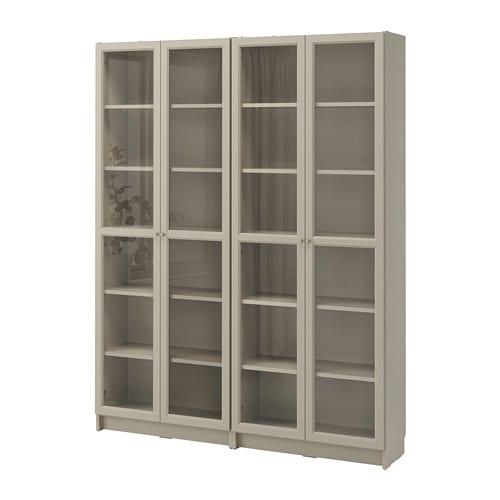 billy bookcase beige 63x11 3 4x79 1 2 ikea. Black Bedroom Furniture Sets. Home Design Ideas