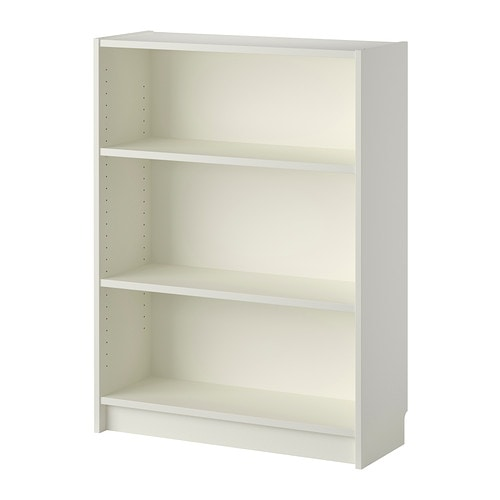 BILLY Bookcase IKEA Adjustable shelves can be arranged according to your  needs. - BILLY Bookcase - White - IKEA