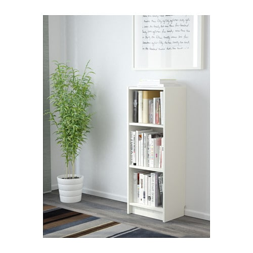 Astounding Billy Bookcase White Beutiful Home Inspiration Xortanetmahrainfo