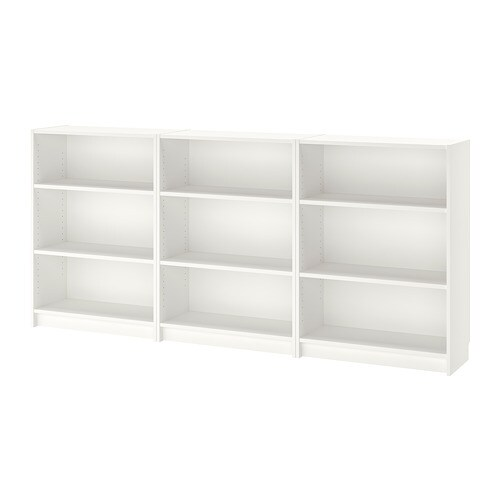 Magnificent Billy Bookcase White Home Interior And Landscaping Transignezvosmurscom