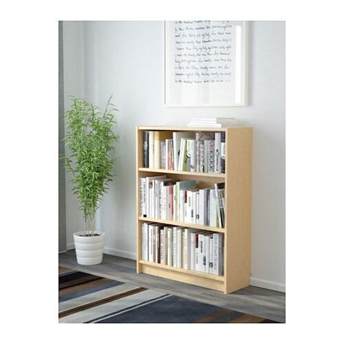 - BILLY Bookcase - Birch Veneer - IKEA