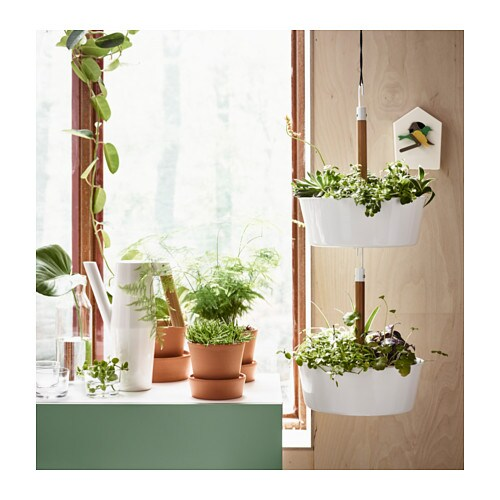 BITTERGURKA Hanging Planter   IKEA