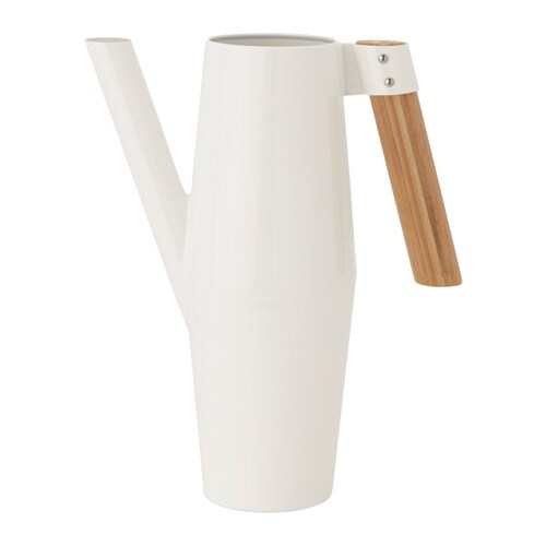BITTERGURKA Watering can, white