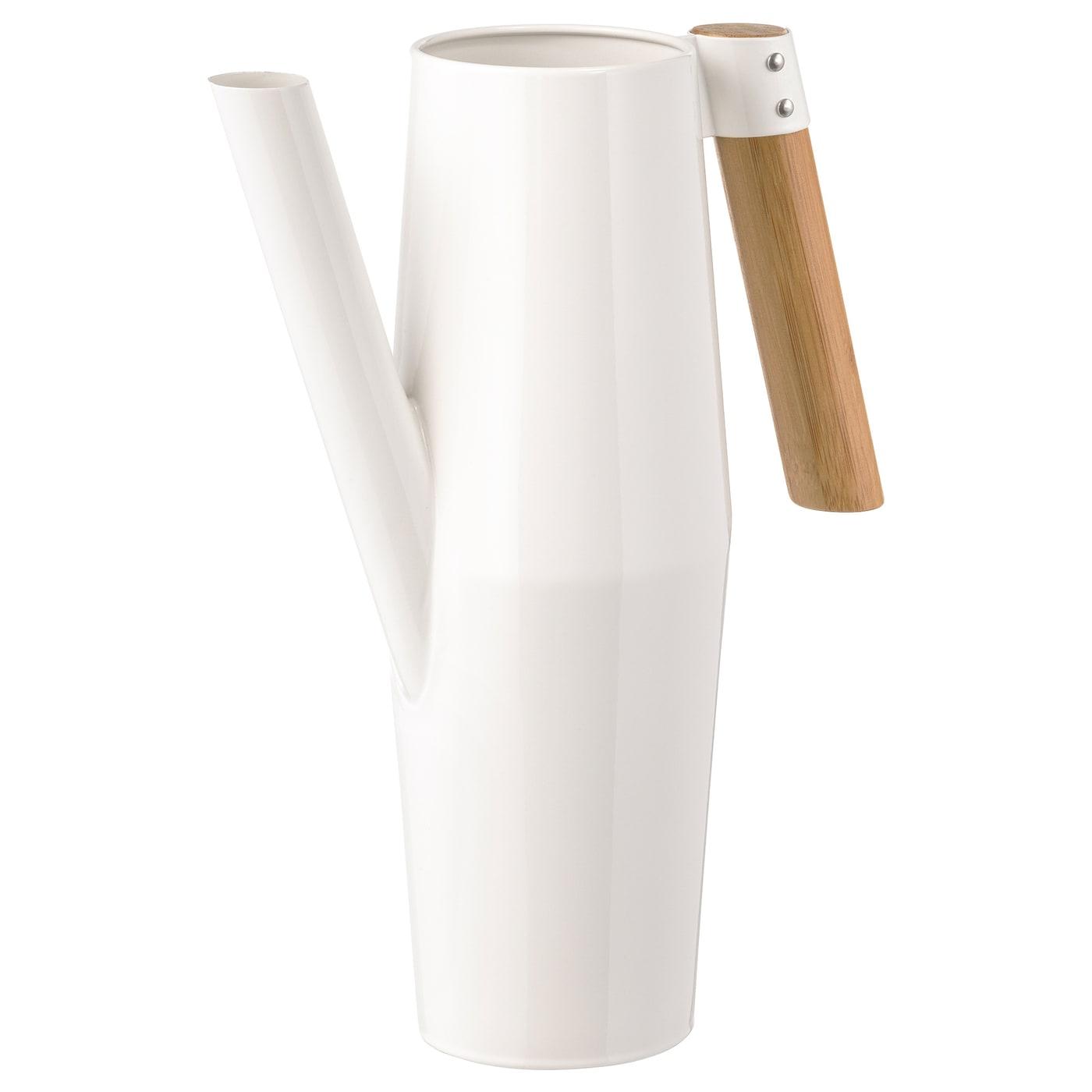 Bittergurka Watering Can White Ikea