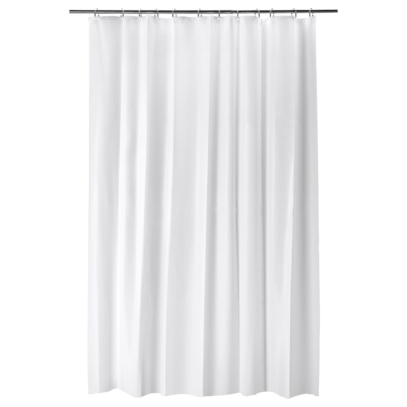 Shower Curtain BjÄrsen White