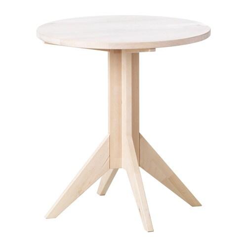 Bj rksn s coffee table ikea for Ikea outdoor side table
