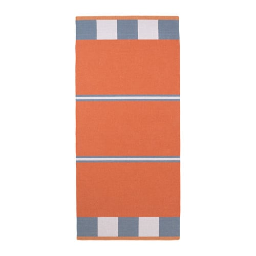 bj rksn s rug flatwoven handmade red ikea. Black Bedroom Furniture Sets. Home Design Ideas