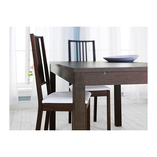 BJURSTA Extendable Table   Brown   IKEA