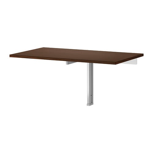 Dining table wall dining table for Table ikea pliante