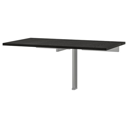 IKEA BJURSTA Wall-mounted drop-leaf table