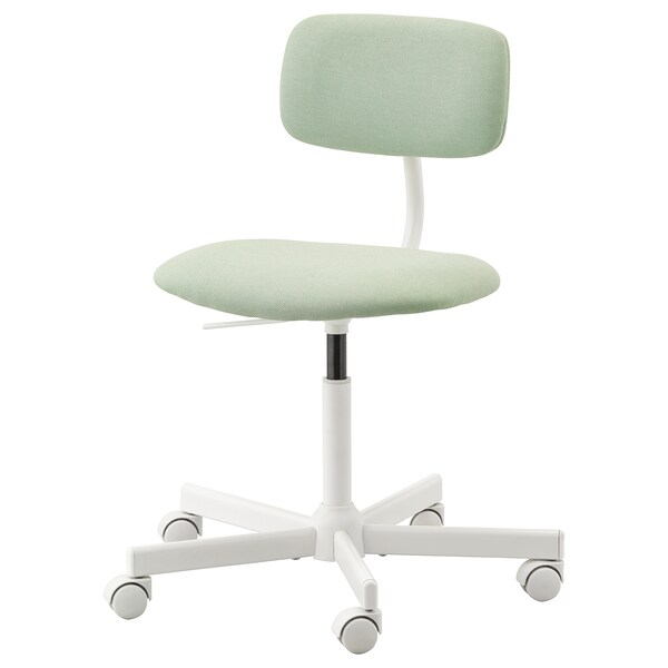 Remarkable Swivel Chair Bleckberget Idekulla Light Green Gmtry Best Dining Table And Chair Ideas Images Gmtryco