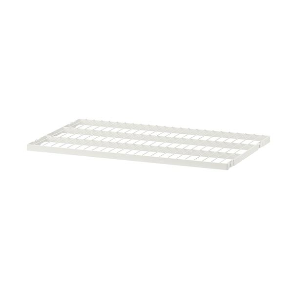 """BOAXEL Wire shelf, white, 23 5/8x15 3/4 """""""