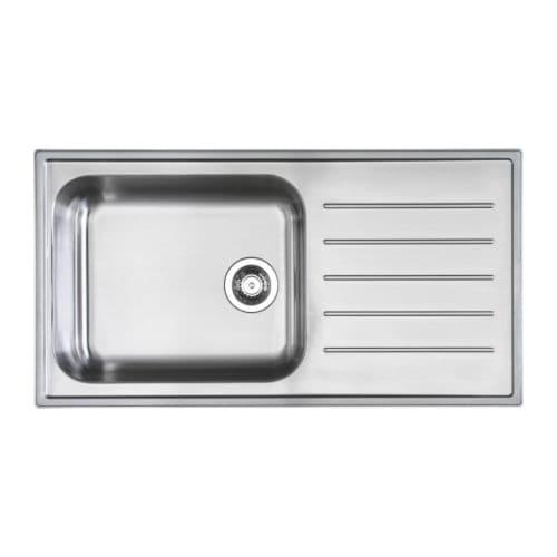 Stainless Steel Undermount Sink - too much