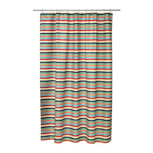 BOKVIK Shower Curtain IKEA