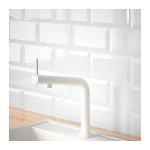 BOSJÖN Kitchen Faucet IKEA 10 Year Limited Warranty. Read About The Terms  In The
