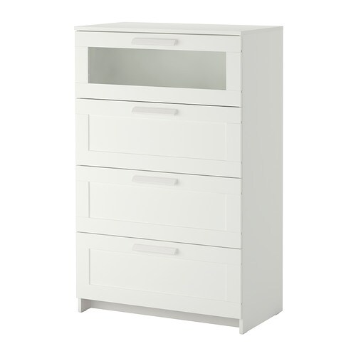 Ikea Malm Chest of 4 Drawers Brimnes 4-drawer Dresser Ikea