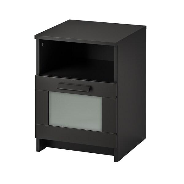 Brimnes Nightstand Black 15 3 8x16 1 8 Ikea