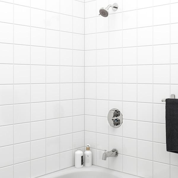 BROGRUND Bath/shower set thermostatic faucet, chrome plated