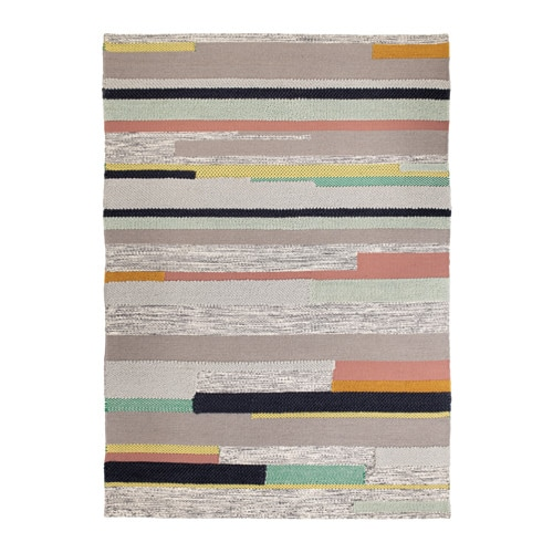 Br 214 Nden Rug Low Pile Ikea