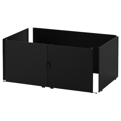 BROR door/side units/back black