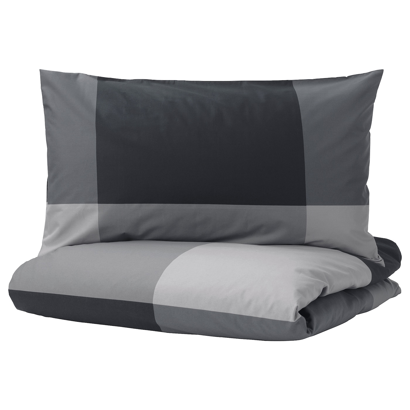 Time 4 Dreams Copripiumino.Brunkrissla Duvet Cover And Pillowcase S Black King Ikea