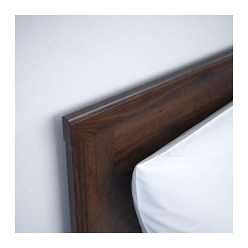 brusali bed frame queen lury ikea - Brusali Bed Frame Review