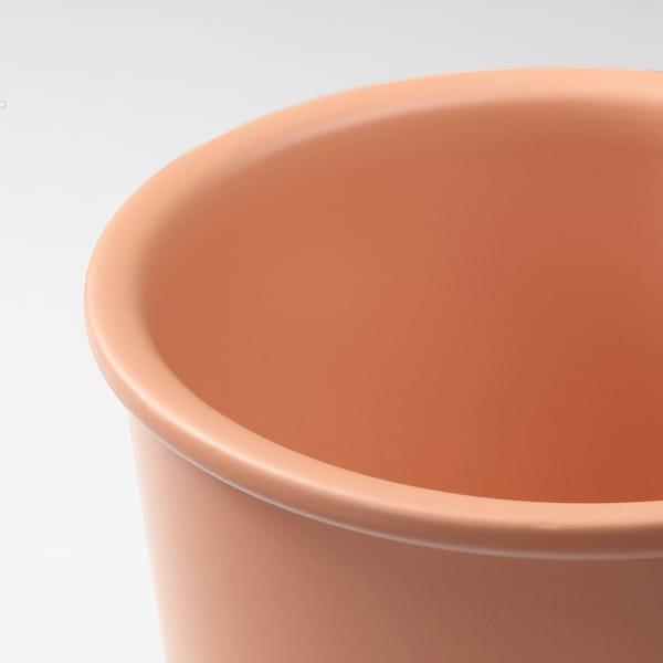 "BRYTÄRT plant pot red-brown 6 ¾ "" 7 "" 6 "" 6 ¾ """