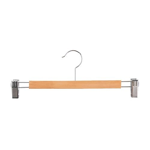 BUMERANG Skirt hanger IKEA Adjustable clips; can be placed exactly where you want them.