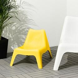 Genial BUNSÖ   Childrenu0027s Chair, Outdoor, Yellow