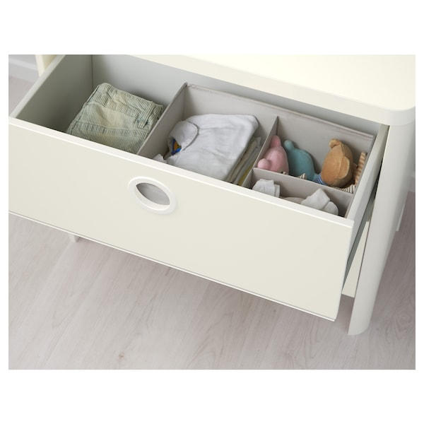 IKEA BUSUNGE 2-drawer chest