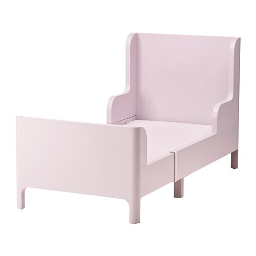 Busunge extendable bed ikea for Ikea sofa rosa