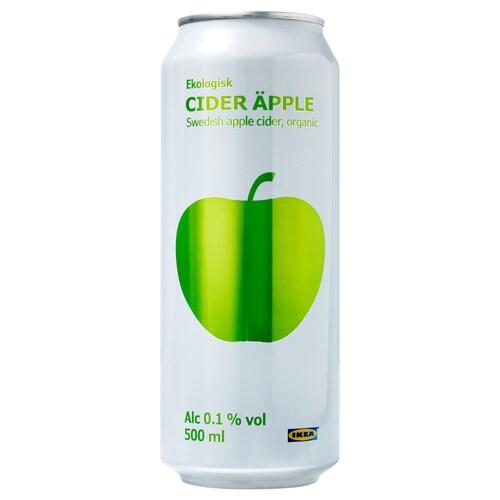 CIDER ÄPPLE apple cider 0.1% 17 oz