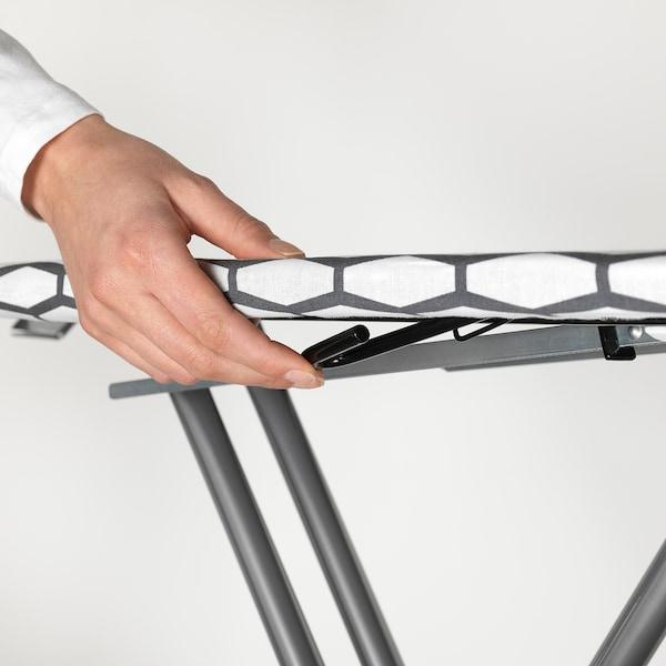 """DÄNKA ironing board 47 ¼ """" 14 ½ """" 23 ½ """" 37 ½ """""""