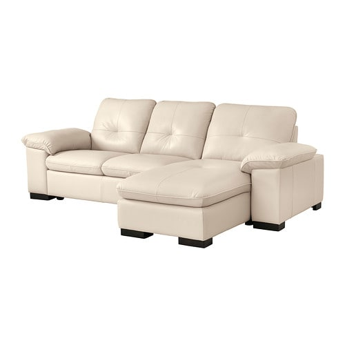 Ikea sofa and chaise lounge for Chaise lounge couch
