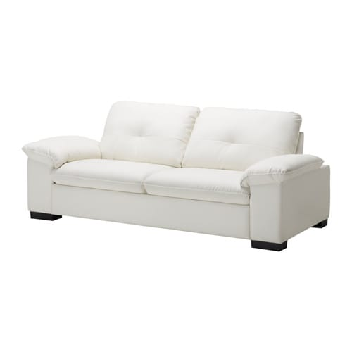 Dagstorp sofa laglig white ikea for White divan chair