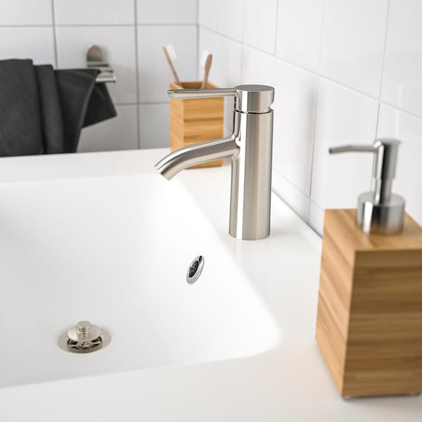 Dalskar Bath Faucet With Strainer Stainless Steel Color Ikea