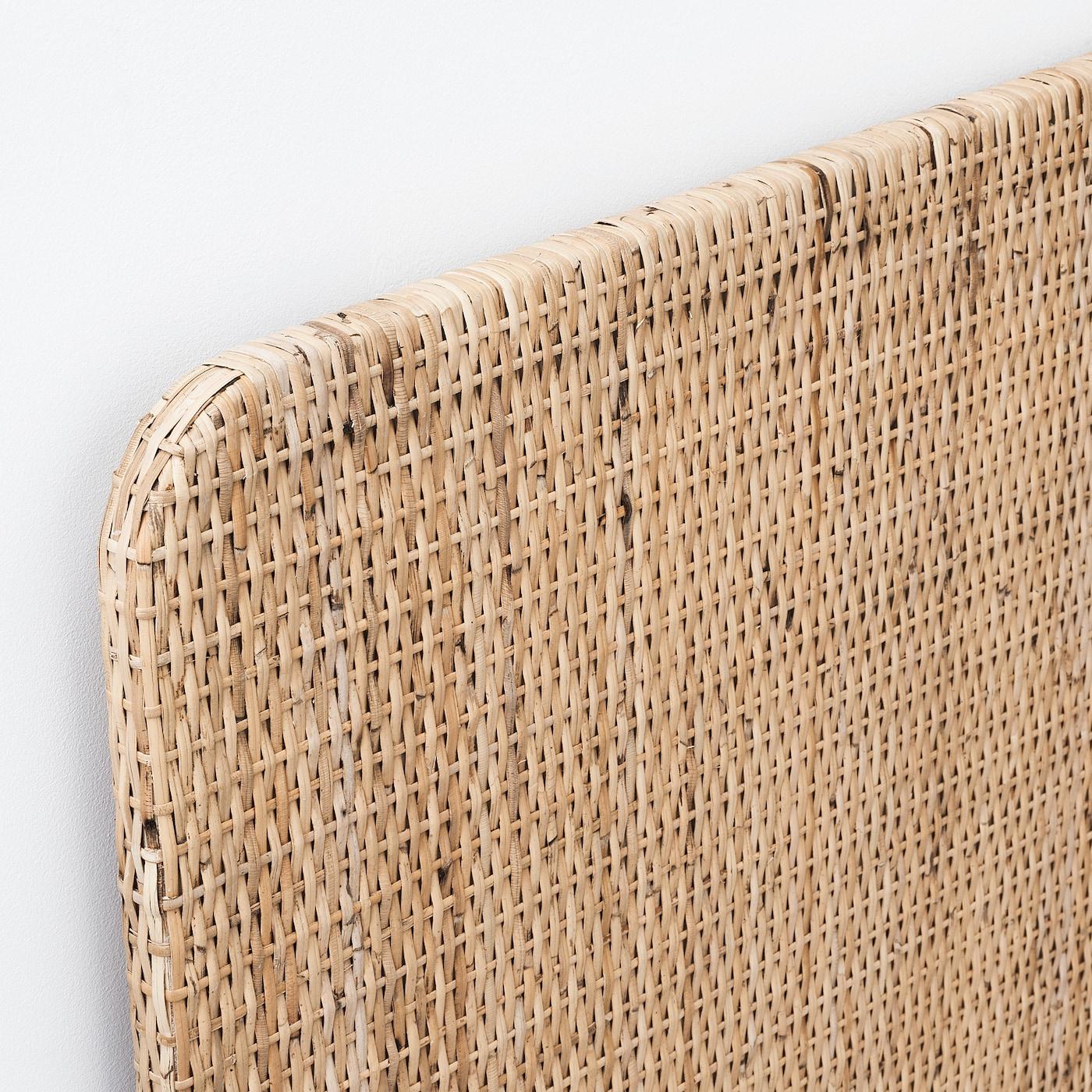 Delaktig Headboard Rattan Ikea