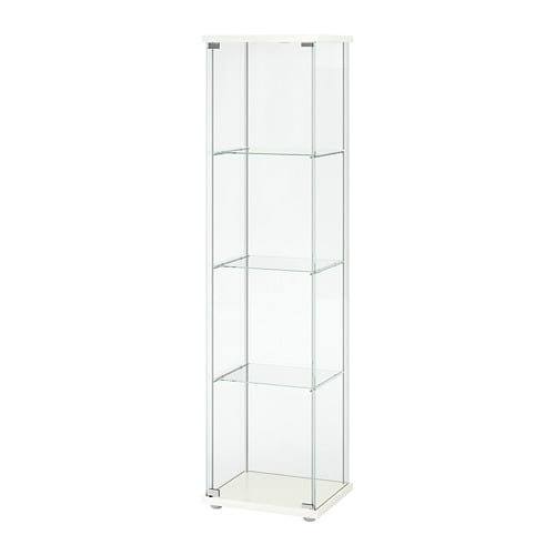 Modest Ikea Glass Door Cabinet Decoration Ideas